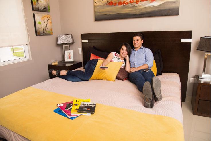 Casas en venta en Cumbres - Modelo Sonata