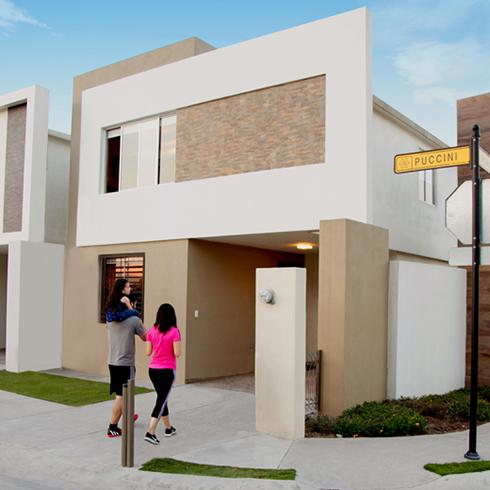 Foto de casa en venta Modelo Sonata en Samsara Residencial, Cumbres, Monterrey, Nuevo León.