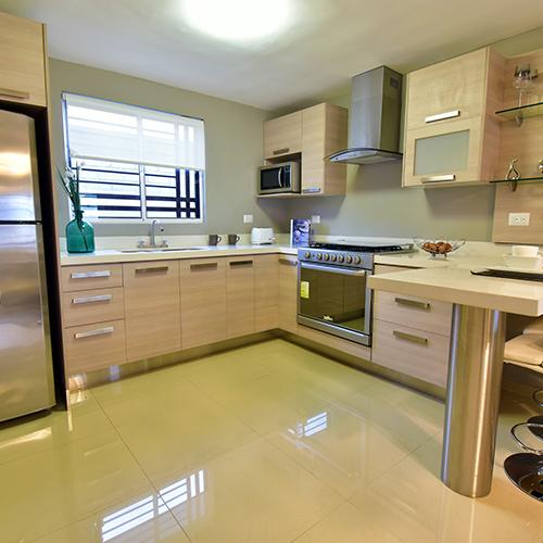 Foto de cocina de casa en venta modelo Sonata en Samsara Residencial, Cumbres, Nuevo León.
